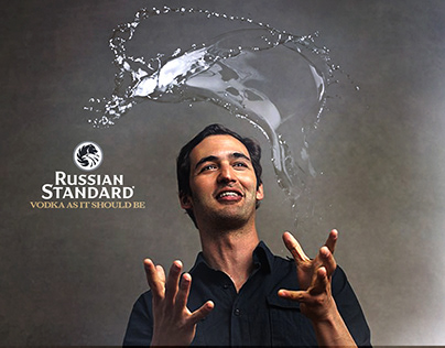 RUSSIAN STANDARD: THE WORLD'S MOST INCREDIBLE VODKA