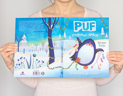 Puf, the lost penguin/ Puf, pinguinul rătăcit