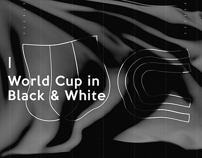 World Cup in Black & White