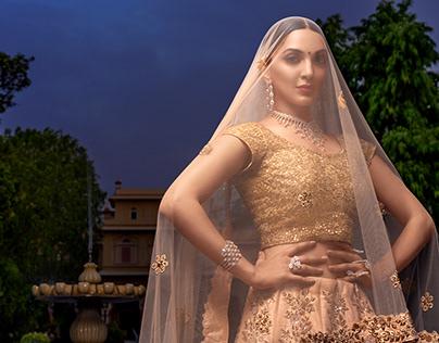 Kiara Advani for Wedding Asia