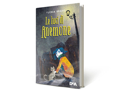 DeA Planeta. Cover and Illustrations B/W