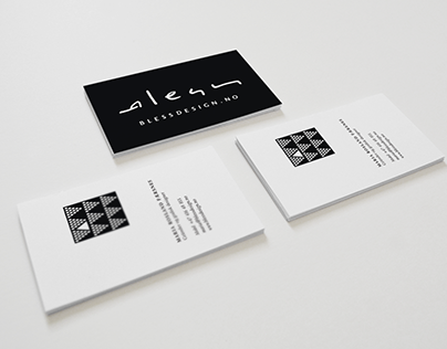 Bless Design - visual identity