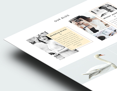 D&N wedding website