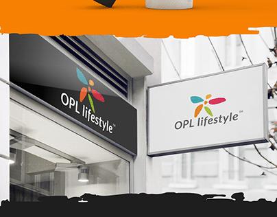 Logo Design in Kenya for OPL lifestyle