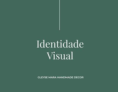 Logotipo | GM Handmade Decor