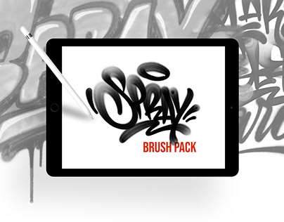 Spray Brush Pack