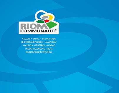 Riom Communauté - Rapport d'activités 2014