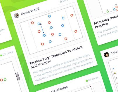 Football Coaching Education Platform