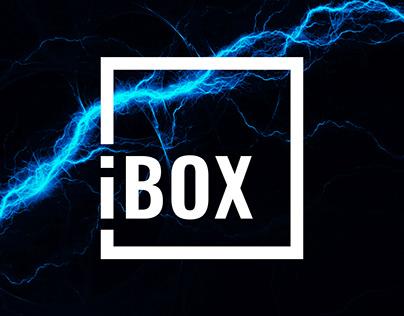 iBOX logotype