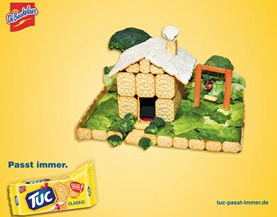 Werbekampagne «TUC»