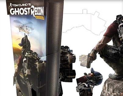 Ubisoft – Ghost Recon Wildlands – Retail POS Display