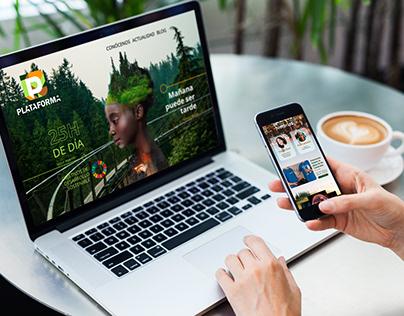 Plataforma, revista digital de sostenibilidad