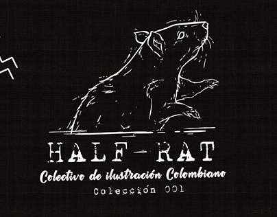 COLECCIÓN 001 HALF RAT