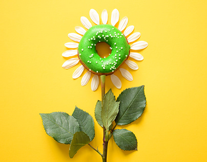Donuts   Stop motion animation