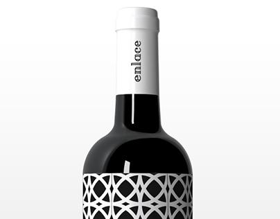 Enlace - Packaging de vino