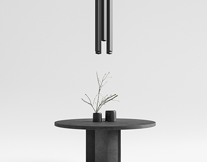 L3 - Lamp and Table