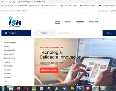 Tienda Virtual sobre Tecnología - México