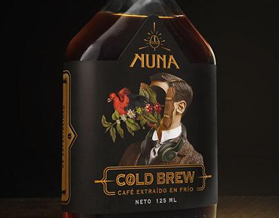 NUNA - COLD BREW COFFEE