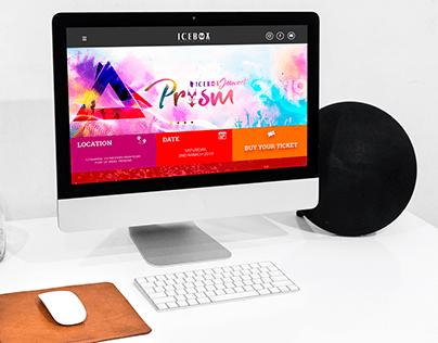 Icebox Entertainment Website