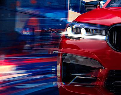 BMW M5 - Rule the Streets [FULL CGI]