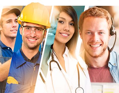 Mídia Social - Dia do Trabalhador