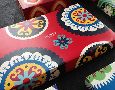 Osprey London Packaging Design