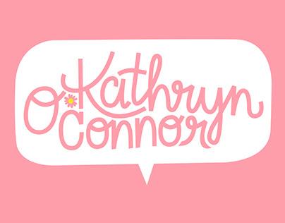 Kathryn O'Connor - Personal Identity