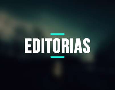 Diagramação de editoriais