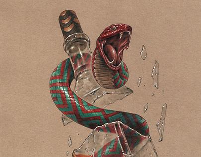 Serpent Drink (蛇酒)
