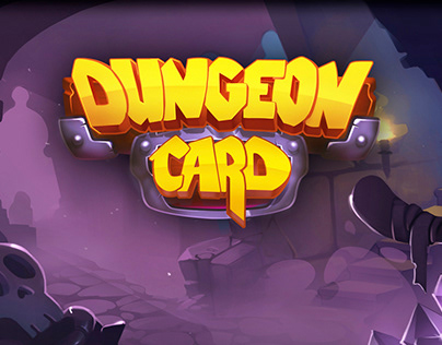 Dungeon Card - Game art