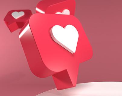 Dia dos Namorados - Selo