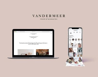 Vandermeer branding