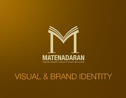 Matenadaran Brand Identity