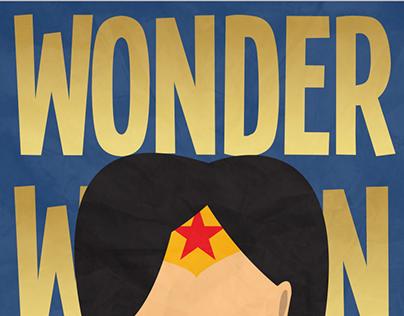 Wonder Woman - Vector