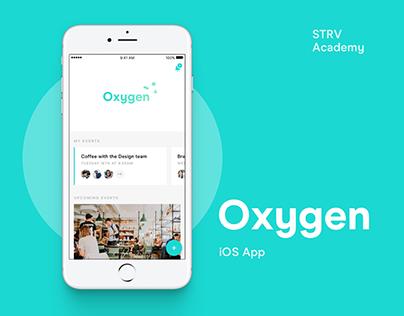 Oxygen App