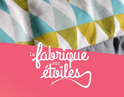 La Fabrique aux Étoiles - Branding & website