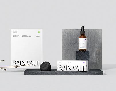 rainvale护肤品牌设计