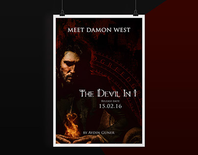 Posters - Book The Devil in I