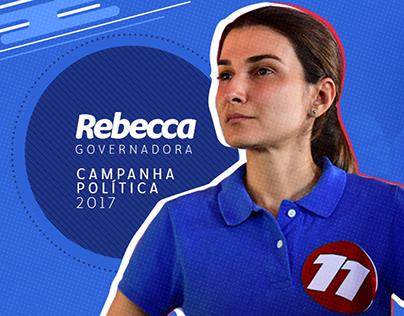 Campanha Política | Rebecca Garcia