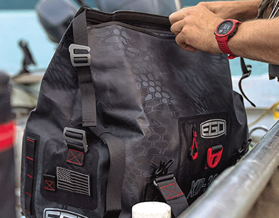 Ego Waterproof Duffels