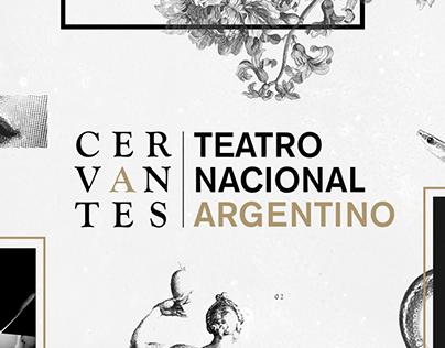 Cervantes - Teatro Nacional Argentino