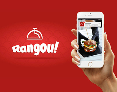 Rangou Delivery - Naming e Identidade visual