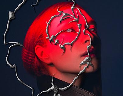 2050 - digital art portraits
