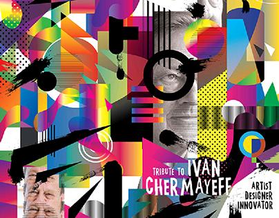 Tribute to Ivan Chermayeff | Poster Design