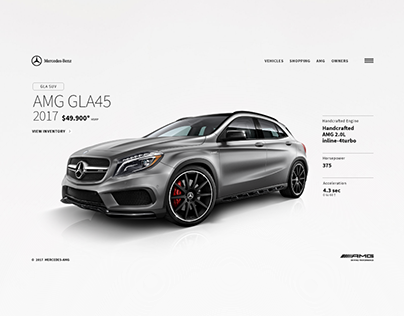 Mercedes-Benz. AMG Driving Performance.