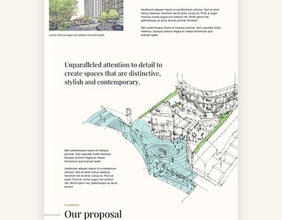 Alpha Square – Property Website