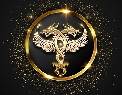 Luxurious gold designs