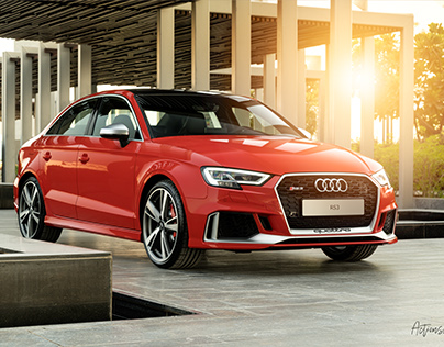 Audi RS3 2017 Pictures