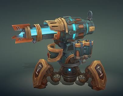 Engineer Turret
