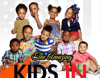 Kids of America -Maelle Kids Magazine